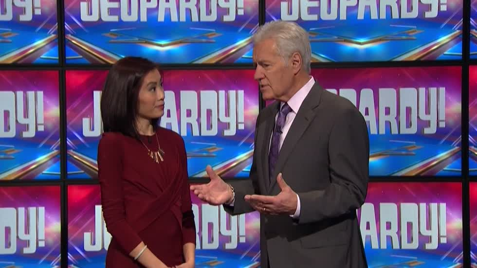 Getting to know Jeopardy! host Alex Trebek